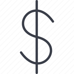cash, coin, dollar, money, oil and gas, sign icon