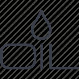 barrel, drop, gasoline, oil, oil and gas icon