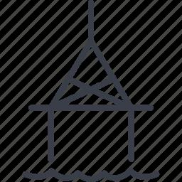 derrick, oil, oil and gas, oil derrick icon