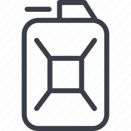 gas, gasoline, jerrycan, oil, oil and gas icon
