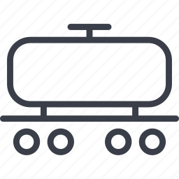 oil and gas, oil tank, oiltank, transportation icon