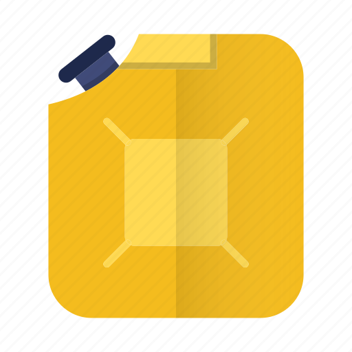 fuel, jerrycan, oil, oil industry, petrol icon