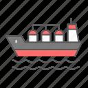 oil, tanker, ship, fuel, logistics, cargo, industry