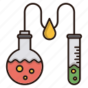 analysis, chemical, energy, gasoline, petrol, power, tests icon