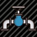 energy, gasoline, petrol, pipeline, power, transportation icon