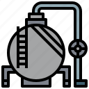 boilar, energy, factory, illustration, industry, oil, power