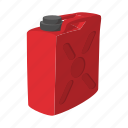 canister, cartoon, container, fuel, gallon, jerrycan, petrol icon