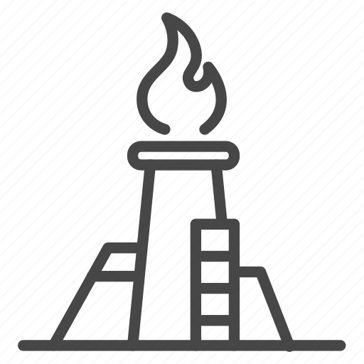 crude oil, energy, fuel, oil, oil wells, power icon
