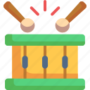 drum, drumstick, music, musical instrument, orchestra