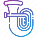 music, musical instrument, orchestra, tuba, wind instrument