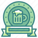 alcohol, award, beer, best, beverage, certification, quality icon