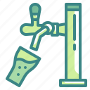 alcohol, beer, beverages, brewery, faucet, pub, tap icon