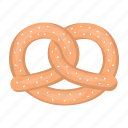 bread, carrot, festival, food, pretzel, tradition