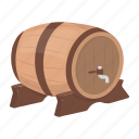 barrel, beer, drink, festival, storage, wooden