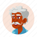 aged, avatar, grandfather, hindu, indian, man, old