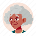 african, avatar, grandmother, old, people, woman