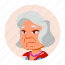asian, avatar, china, grandmother, japan, old, people icon