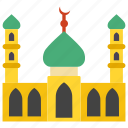 arab architecture, islamic architecture, islamic building, masjid, mosque icon