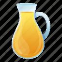 food, fruit, glass, jug, oil, olive