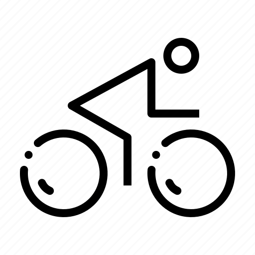 bicycle, cycle, cycling, games, olympics, ride, road icon