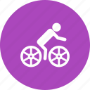 bike, cycling, games, indoor, olympic, race, sports