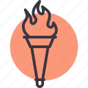 flame, games, olympic, olympics, sports, summer, torch icon