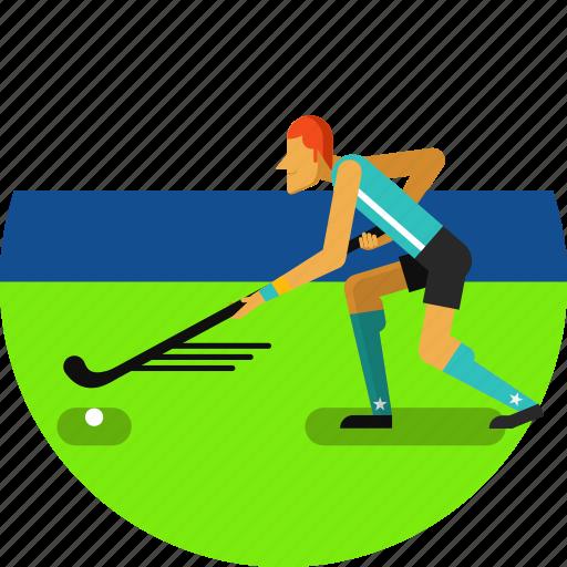 hockey, hockey players, hockey stick, olympic sports, sports icon, stadium icon