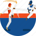 fighting, helmet, olympic sport, olympic sports, safety, taekwondo icon
