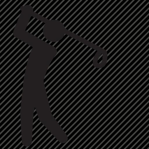 athlete, golf, olympics, rio2016, sports icon