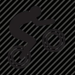 bike, bmx, bycicle, cycling, olympics, rio2016, sports icon