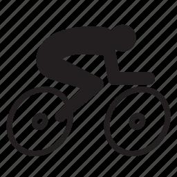 athlete, bike, cycling, olympics, rio2016, speed, sports icon