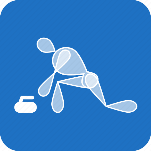 Curling, olympics, sports, winter icon - Download on Iconfinder