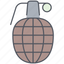 bomb, army, explosion, millitary, soldier, war, weapon icon