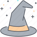 fairytale, fantasy, hat, lord of the ring, magic, sorcerer icon
