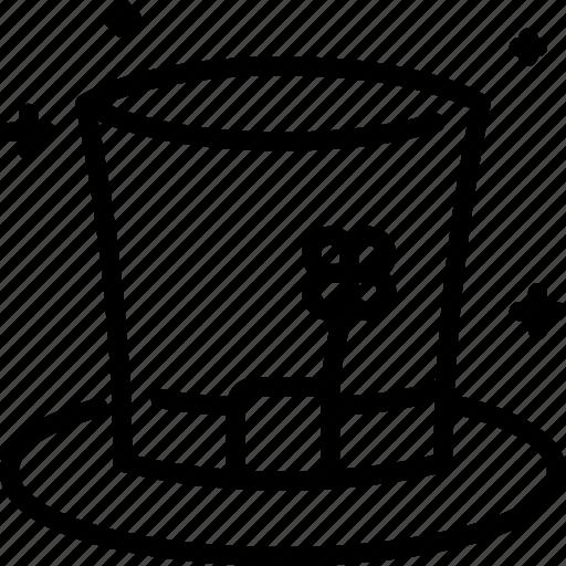 Fairytale, hat, irish, leprechaun icon - Download on Iconfinder