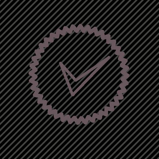 accomplishment, achievement, badge, best, certificate, favorite, plain icon