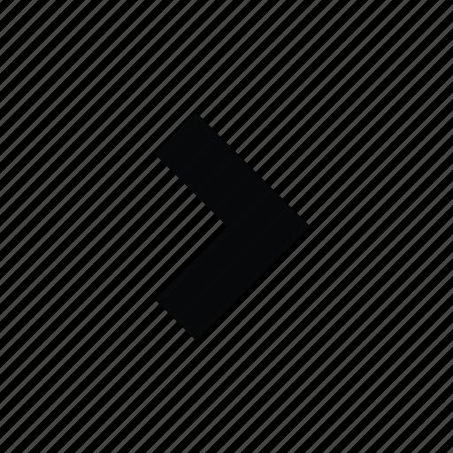 arrow, arrow right icon