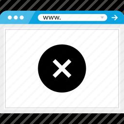 cross, delete, move, x icon