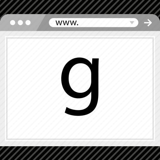 brower, google, ok icon