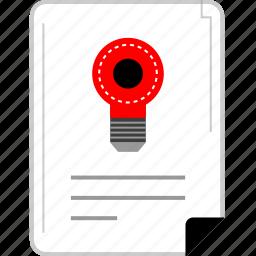 brilliant, campaign, design, idea icon