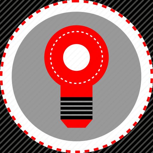 brilliant, idea, marketing, seo icon