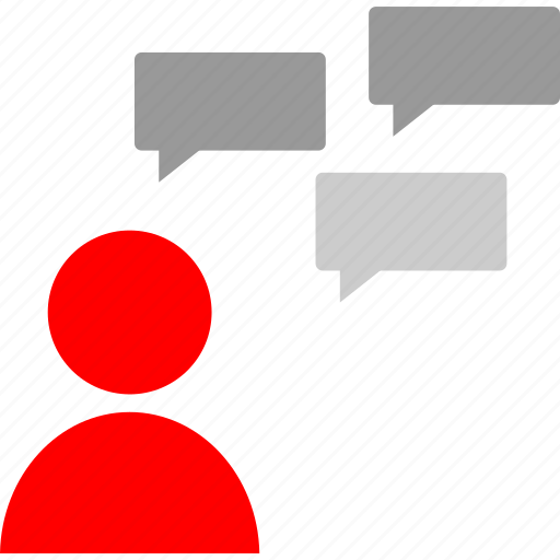 chat, intenet, marketing, seo icon