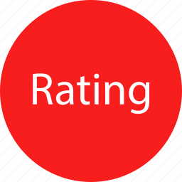 online, rating, review, web icon