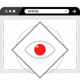 time, view, www, youtube icon