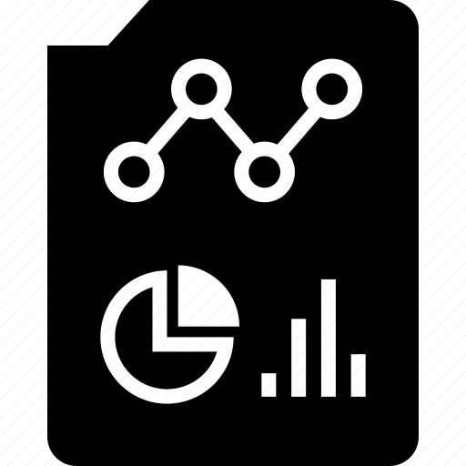 bars, data, graph icon