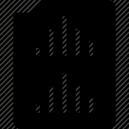 analytics, page, seo icon