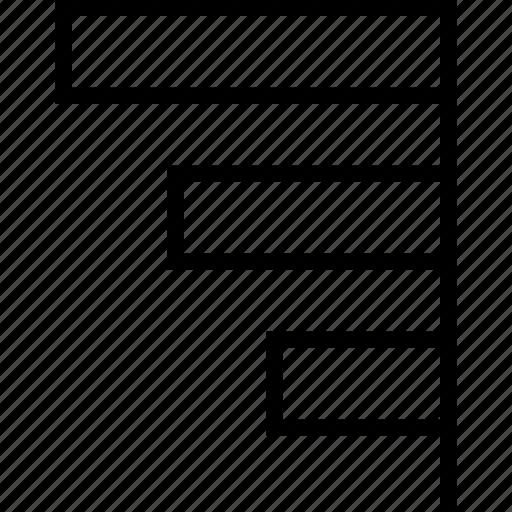 data, lines, seo, three icon
