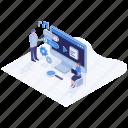 build your profile, digital profile, internet profile, online profile, web profile, website profile icon