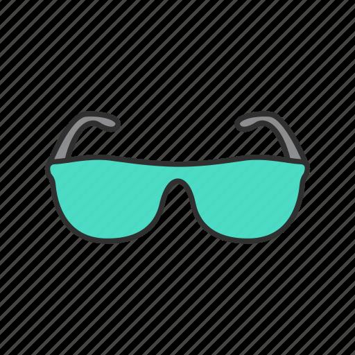 summer, sun, sunglasses, trendy glasses icon