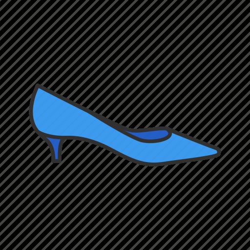 footwear, heels, shoes, women's shoes icon